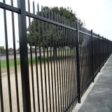 Гальванизированные чернотой напольные панели загородки металла