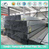 Rechteckige Stahlrohr-Größe 200X50X8mm für Maschinen-Industrie-Anwendung
