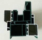 Conca 60 Casement Door e Window Plastic Aluminum Profile