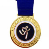Médaille en métal de souvenir de constructeur d'usine