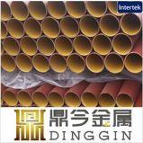 Roheisen-Entwässerung-Rohre mit dem Epoxy-Kleber angestrichen