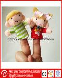 لعبة جذّابة مصغّرة من إصبع دمية لعبة لأنّ طفلة هبة