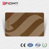 Legível fosco 125kHz Hitag Cartão RFID para controle de acesso