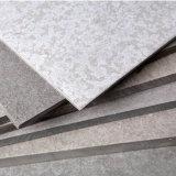 Pared exterior de la tarjeta del cemento de la fibra