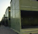 低価格の労働者の寮としてモジュラー住宅建設