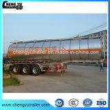 3 Treibstoff-Dieselöl-LKW-Schlussteil-Kraftstofftank-halb Schlussteil der Wellen-46m3