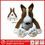 Het hete Stuk speelgoed van de Pluche van de Hond van de Pluche van de Verkoop van de Leverancier van China