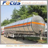 12 Kraftstoff-Aluminiumtanker-LKW-Schlussteil der Rad-42m3 für Aramco