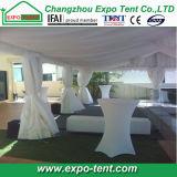 Tente personnalisée d'événement de tente de mariage de chapiteau pour l'événement d'usager