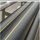 Черный HDPE трубы цены Dn560мм Pn10 СПЗ17