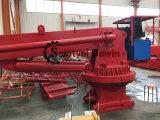 具体的な置くブームの具体的な砂鉱に中国製上っている軽量の強い鋼鉄自己