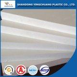 Materiais de plástico laminado de 3 mm da placa de espuma de PVC para assinar