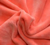 Tela suave de la ropa interior del poliester de la alta calidad bien de la venta