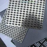 Из алюминия и магниевого сплава перфорированной металлической