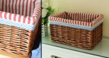 (BC-ST1003) Handmade Eco Willow Storage Basket 또는 Gift Basket