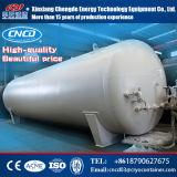 Réservoir de stockage cryogénique horizontal de GNL d'argon de l'oxygène d'azote liquide