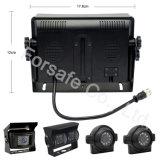 Piezas de refacción cámara resistente al agua con Monitor Monitor IP69K de la visión de la seguridad