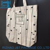 10 oz ou sac de coton de couleur naturelle avec votre propre Logo