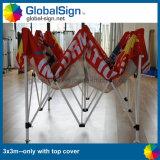 Tentes pliantes en aluminium à vente chaude (10'x10 ')