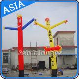 Danseur d'air gonflable en polyester 210t pour décoration