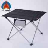 O estojo compato portátil Ultralight da tabela de dobradura do EL Indio rola acima tabelas com o saco carreg para o piquenique de caminhada de acampamento ao ar livre