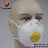 Masque de poussière moulé de protection respiratoire de type de cuvette