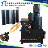 Feststoff-Verbrennungsofen, Verbrennungsofen des Celsiusgrad-850-1400, kein Rauch-Verbrennungsofen