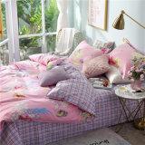 OEMの製造の熱い販売のMicrofiberポリエステル寝具セット
