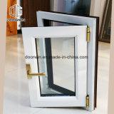 白いアルミニウム傾きおよび回転Windows