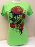 De goedkope T-shirt van de Grootte DTG van de Prijs A3 Digitale Flatbed Direct aan de Printer van het Kledingstuk