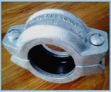 Fabricant professionnel de la fonte ductile rainurés accouplement rigide avec FM/UL