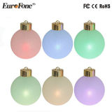 Wireless Hight Quality Navidad Luz Bola LED con control remoto
