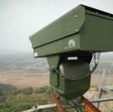 4000м ИК PTZ наблюдения невидимый тепловой обработки изображений камеры безопасности
