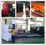 Tagliatrice composita di alluminio di CNC tagliatrice/3D del comitato di prezzi di sconto per Solidwood, MDF, alluminio, PVC, plastica, gomma piuma, pietra