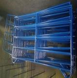 панель/поголовье скотин пер 5ftx10FT американские круглые обшивают панелями/панель лошади