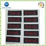 De hete Verkopende Geweven Markering van de Doek van de Prijs van de Fabriek Etiket (JP-CL102)