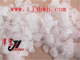 La soda cáustica forma escamas (el hidróxido de sodio) (el 99% el 96% los 92%)