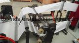La impresión flexo servilletas la conversión de la máquina de plegado