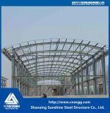 Magazzino dell'acciaio per costruzioni edili 2017 con l'acciaio di alta qualità Q235