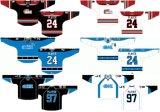Casa del classico 2007-2010 della Lega di Hockey di Ontario/hokey ghiaccio con attori famosi personalizzati della strada Jersey