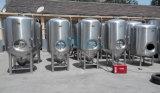 Aço inoxidável Home Brew cónico jaqueta de glicol cerveja fermentador/depósito de fermentação cónico (ACE-FJG-BQ)