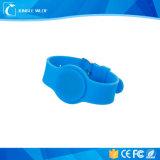 Wristband del silicone di RFID NFC Ntag216