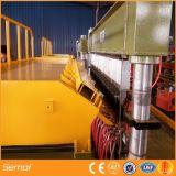 Largura de 2,5 m 4-12mm vergalhão de aço concreto máquina de solda de malha