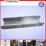 Изготовленный на заказ изготовление металлического листа нержавеющей стали Stampings 1mm