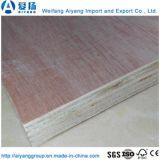 El material de construcción de muebles de madera contrachapada Marina Okoume