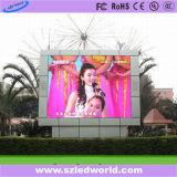 Fabbrica esterna/dell'interno del comitato dello schermo di visualizzazione del LED di colore completo HD SMD per la pubblicità (P16, P6, P8, P10)