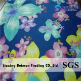 Schönes Design &Hot Transfer Printing u. Nylon Spandex Fabric Satin für Swimwear