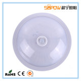Indicatore luminoso di soffitto superiore di 5W 8W LED con l'emergenza del sensore di movimento