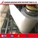 Ruga PPGI utilizado em materiais de construção da bobina de aço