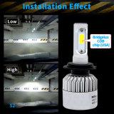 Scheinwerfer der Qualitäts-8000 des Lumen-H7 der Birnen-LED mit heißem Scheinwerfer des Verkaufs-LED (H1 H3 H4 H7 H8 H9 H11 H13)